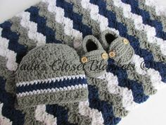 Hey, I found this really awesome Etsy listing at https://www.etsy.com/listing/197516757/baby-gift-set-crochet-grey-gray-navy