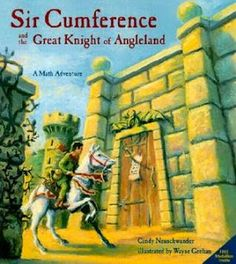 The Power of Picture Books in Teaching Math  (angles!) - read Sir Cumference and the Great Knight in Angleland to teach acute and obtuse angles. Also, use a free vocab sheet to reinforce the new vocab.