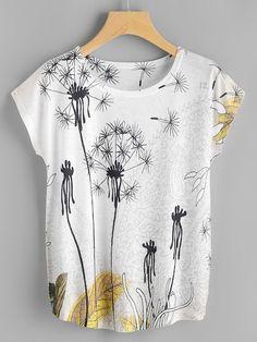 ITALY Shirt Print LOVE Basic T-Shirt Top Hemd Weiß Schwarz 36//38 NEU
