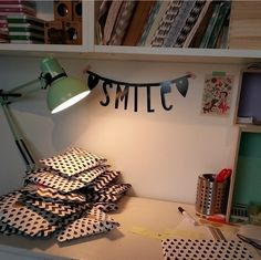 #Wordbanner #tip: #smile - Buy it at www.vanmariel.nl - € 11,95