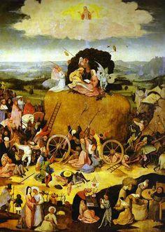 Haywain Hieronymus Bosch.jpg 525×737 pixels