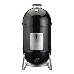 Don't need, probably wouldn't use enough to make it worth while. But - Weber® Smokey Mountain Cooker Smoker