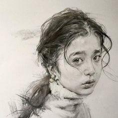 Yetenek ve Çizimin Muhteşem Şekilde Birleştiği Efsane Kara Kalem Portreler