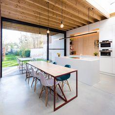 52 Bright Home Decorations Trending This Summer - Home Decor Ideas Interior Design Living Room Warm, Diy Interior, Kitchen Interior, Interior Architecture, Küchen Design, House Design, Bright Homes, Cuisines Design, Home Renovation