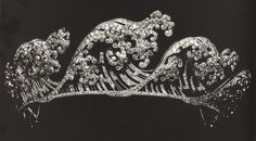 Boucheron Wave Tiara, 1910