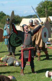 Viking re-enactment society (UK)