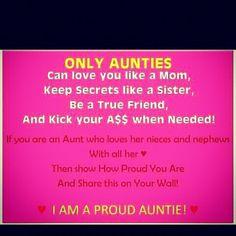 i love my niece and nephew quotes | love my niece n nephew.. To LuLu n Elijah..auntie loves ya | Flickr ...
