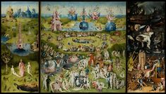 On the 500th anniversary of the death of Dutch artist Hieronymus Bosch, his native Netherlands is letting the freak flags fly.