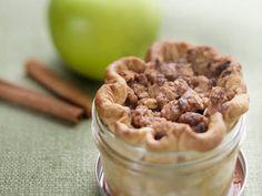 apple pie in a jar @ http://www.etsy.com/shop/LilJarsofHappiness
