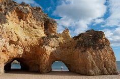 Algarve beach, Portimão