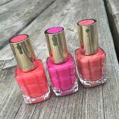 Color Riche Le Vernis  @lacktropfen  #lorealparis #colorriche #nailpolish #nails