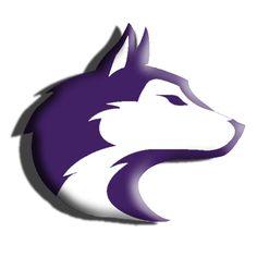University of Washington Huskies! Uw Huskies, A Husky, University Of Washington, School Spirit, Cute Baby Animals, College Football, Sports Teams, Colleges, Organizations