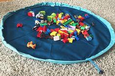 Kettő az egyben: játék és praktikum, boldog a gyerek, boldog a szülő.