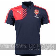 Venta de Camisetas polo negro Arsenal 2015-16  23.90 4af957303aabb