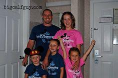 family on way home, Family, WDW, Autism, Autism awareness, trip, disney, vacation, asd, www.bigcalfguy.com