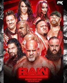 WWE Monday Night Raw 01 January 2018 HDTV