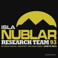 ISLA NUBLAR RESEARCH FACILITY