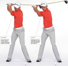 Fixed on Twitter: Why you are struggling to strike the ball solidly.