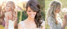 acconciatura sposa 2015 capelli medi - Cerca con Google