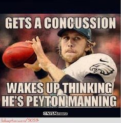 Except Foles doesn't choke.