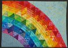 Quilt Art by Olena Pugachova: Dublin Beauty