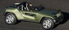 2008 #Jeep Renegade Concept