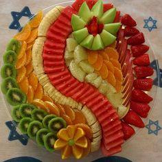 fruit platter! #fruit #yummy #design #health