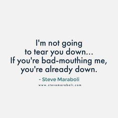 New levels bring new devils. Rise above... #quote #stevemaraboli #positivevibes
