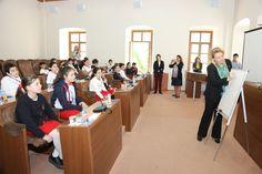 Başkan Uyar'dan öğrencilere yerel yönetimler dersi - Çınar Haber Ajansı