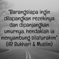 Silaturahim Karma Quotes, Words Quotes, Instagram Frame, Islamic Quotes, Allah