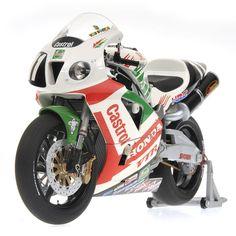Honda VTR 1000 V.Rossi & C.Edwards Team Castrol Honda 8 Hours Suzuka 2000 L.E. 5099 pcs. by Minichamps