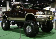 Jacked Up Trucks - Ftw Gallery