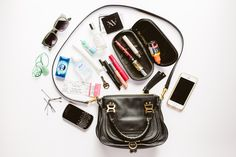 What's in your bag, Lainey Lui?