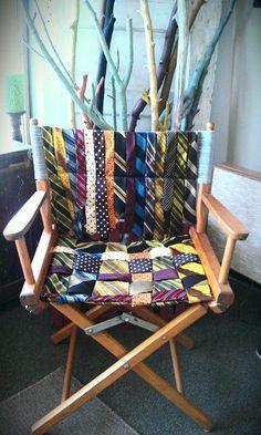 13 idées récup de vieilles cravates!