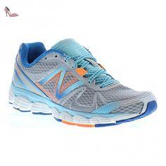 775v3, Chaussures de Running Entrainement Femme, Rose (Pink), 41.5 EUNew Balance