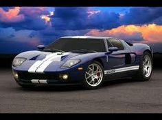 Ford GT. I can drive this one! :D