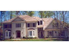 Eplans European House Plan - Six Bedroom European - 6440 Square Feet and 6 Bedrooms from Eplans - House Plan Code HWEPL69808