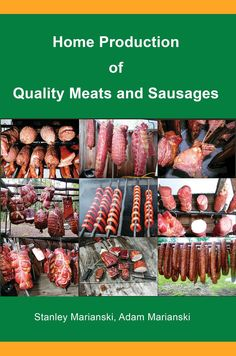 Home Production of Quality Meats and Sausages ($10.17)