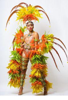 Carribean Carnival Costumes, Rio Carnival Costumes, Trinidad Carnival, Carnival Outfits, Carnival Makeup, Caribbean Carnival, Brazilian Carnival Costumes, Carnival Fashion, Carnival Girl