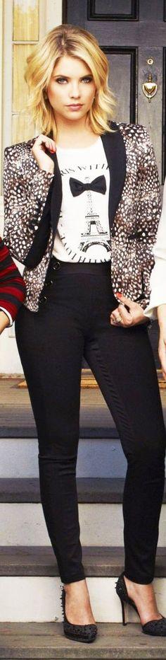 Ashley Benson as Hannah Marin:
