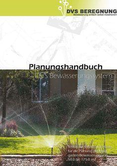 Planungshandbuch System Hausgarten Bewässerung