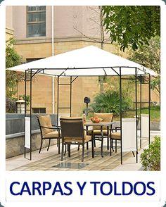 45 Ideas De Carpas De Terraza Y Jardín Carpa Gazebo Terraza