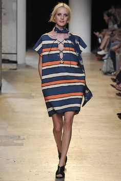 Catwalk photos and all the looks from Paul & Joe Spring/Summer 2015 Ready-To-Wear Paris Fashion Week