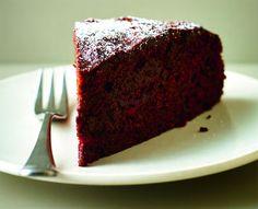 Really tasty chocolate fudgy orange and beetroot cake   News   Lorraine Pascale