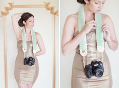 the beautiful neck straps by bloom theory! i wouldn't mind this as my camera strap...