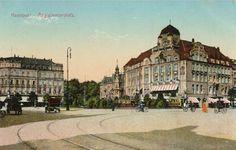 HANNOVER Aegidientorplatz * um 1914 hanover germany