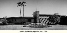 Frank Sinatra Palm Springs house