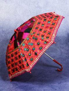 World map childrens umbrella vintage globe and free uk buy multi color phulkari umbrella online gumiabroncs Images