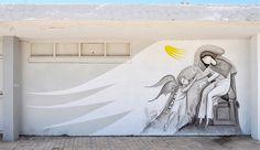 Street Art Iconography - Fikos.gr