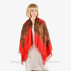 Hangzhou Tongshi Silk Co. Hangzhou, Costume Accessories, Scarf Styles, Shawl, Scarves, Kimono Top, Costumes, Silk, Detail